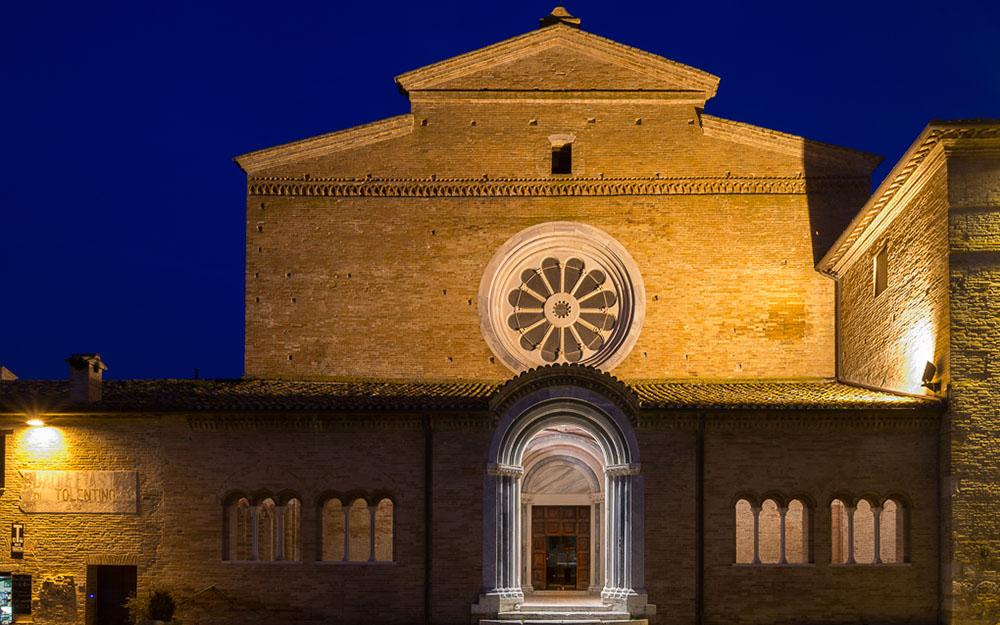 Abbazia di Chiaravalle di Fiastra - Tolentino