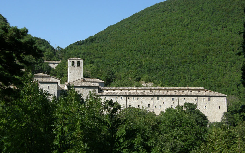 Monastero di Fonte Avellana - Serra Sant'Abbondio PU