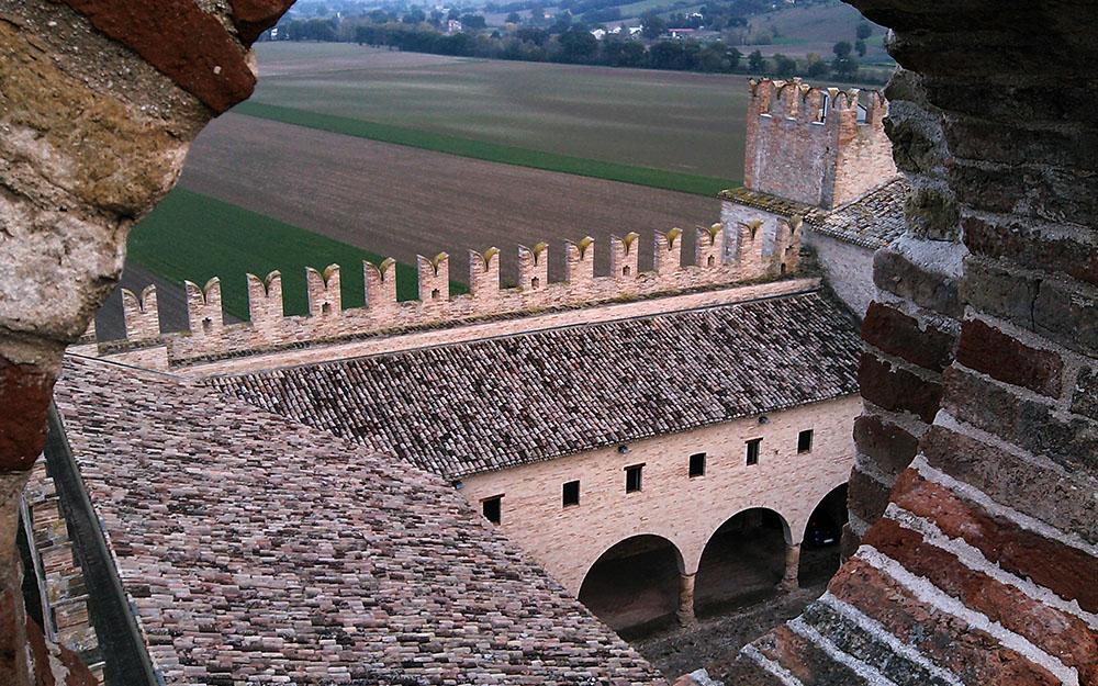 Castello della Rancia - Tolentino