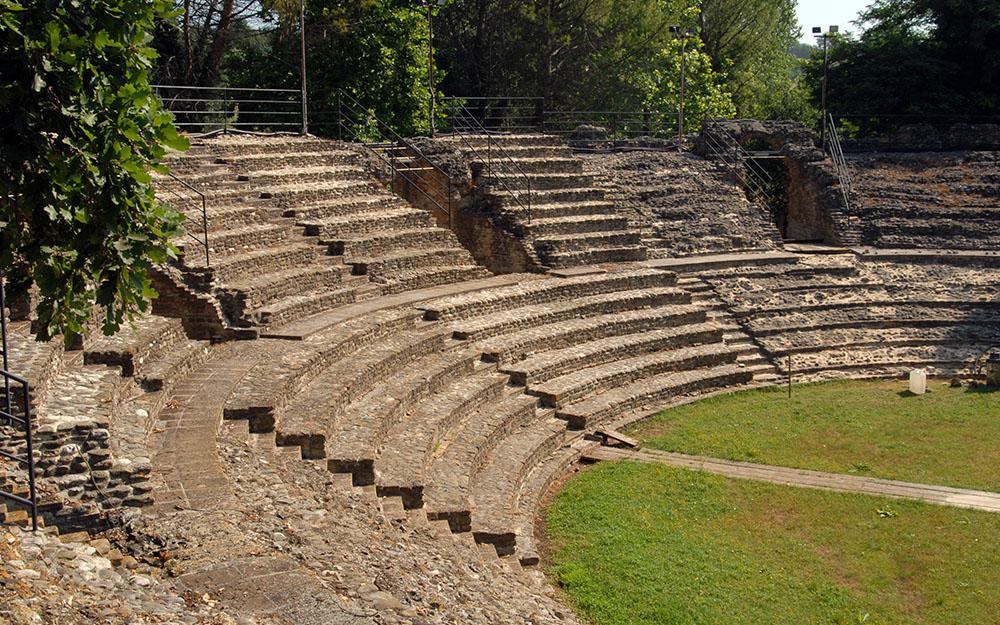 Parco Archeologico di Falerone - Fermo